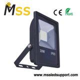 30W 8hours作業時間の高い内腔LEDの再充電可能なフラッドランプ