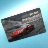 長い読まれた範囲UCODE G2XLペットRFID UHFの駐車カード