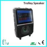 최신 판매를 위한 15 인치 LCD 트롤리 액티브한 스피커