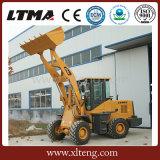 Caricatore della parte frontale 1t di alta qualità cinese di Ltma mini