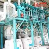Fábrica de tratamento super do moinho de farinha do milho 50t/24h de Degerminating da tecnologia européia