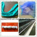 La pesca di nylon bianca lavora la rete da pesca poco costosa del monofilamento