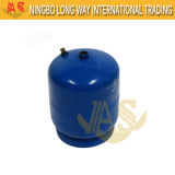 Piccole bombole per gas blu per l'Africa con l'alta qualità