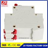 Dz47-63 Reeks MCB DC/AC, 1-6A 10-32A 40-32A, Hoge Brekende Capaciteit 6ka/10ka, 1p aan 4p, 100V/230V/400V, SGS ISO9000 ISO14000, Directe de Verkoop van Ce RoHS van de Fabriek