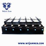 Regelbaar 3G4g Al Stoorzender van het Signaal van de Telefoon van de Cel & Stoorzender WiFi