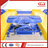 Levage de véhicule de plate-forme de pression hydraulique de 4 postes avec la fonction 4-Wheel-Alignment