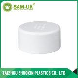 Sch40 de haute qualité La norme ASTM D2466 Obturer les raccords en PVC blanc Un02