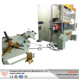 Alimentador servo de Rnc del balanceo de la bobina neumática de la hoja para la punzonadora (RNC-200HA)