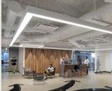 천장에 의하여 거치되는 유형 7040의 시리즈 LED 선형 중계 빛