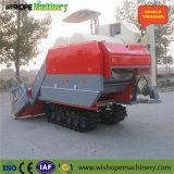 3.販売イランのための幸運の星の倍の脱穀機の米のコンバイン収穫機