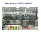 A soda automática do refresco do frasco do animal de estimação carbonatada seja linha de produção de enchimento Monobloc da máquina da embalagem do frasco da unidade in-1 de V Erage 3