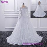 Платья венчания Princess Плюс Размера Bridal Мантии