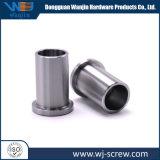 Cylindrique personnalisé de la vis creuse de fixation d'usinage CNC