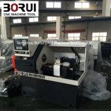 中国の小型CNCの旋盤機械Ck6130