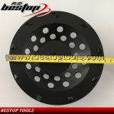 9X1/4PCD для настольных ПК 7дюйм бетонное полировка алмазного отрезного диска