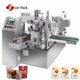 Het suikergoed legt Automatische Vullende en Verzegelende Verpakkende Machine in