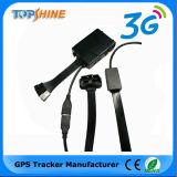 Sensível estável de alta qualidade 3G Rastreador GPS do veículo com Obdii