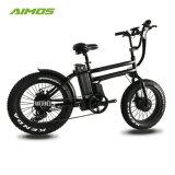 販売のために助けられるペダルが付いている750W脂肪質のタイヤの電気バイク