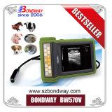 Ultrasuono tenuto in mano della riproduzione del controllare dello scanner veterinario di ultrasuono