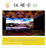 Visualización 2017 de LED a todo color de interior video de la pared P3 del LED