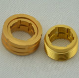 Алюминия CNC точность при обработке