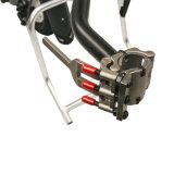 كرسيّ ذو عجلات كهربائيّة [هندسكل] كرسيّ ذو عجلات تحويل عدة