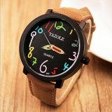 Z347 유행 소녀 손목 시계, 도매 형식 학생 시계, 여가 시계