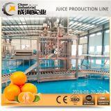 A linha de produção de suco de laranja / Máquina de processamento de concentração do sumo de laranja