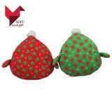 Singe rond potelé pelucheux de jouet animal de Noël de peluche de Hotsale