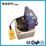 Solo actuando de la electroválvula de alta presión de la estación de bomba hidráulica eléctrica