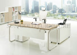 Tabela de mobiliário de escritório Escritório Executivo Designs de Especificações de mesa (SZ-ODT702)
