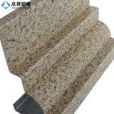 Мраморизуя Coated алюминиевая плита для ненесущей стены