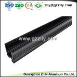 Perfil de aluminio de alta precisión de la pared de la luz de lavado de chasis con el mecanizado CNC