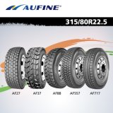 고품질 385/65r22.5 크기를 가진 광선 트럭 타이어