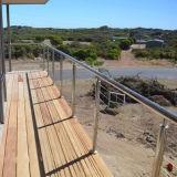 De moderne Balustrade van de Kabel van het Balkon van het Traliewerk van de Kabel van de Trap