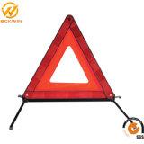 Triangolo d'avvertimento del riflettore con l'accessorio dell'automobile del contrassegno di E
