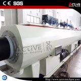 Ligne d'extrusion de vis de pipe du HDPE PPR/machine simples de fabrication