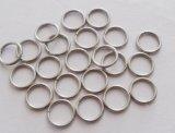 L'ANSI 304 dell'acciaio inossidabile ha saldato intorno all'anello