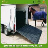 Le bétail tapis caoutchouc Cow stable tapis de plancher en caoutchouc de la rampe de remorque