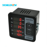 Digitale Meter van de LEIDENE de Multifunctionele Macht van de Frequentie Volt/Ampmeter