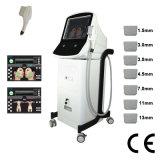 Aprovaçã0 facial das certificações do Ce do produto de Hifu da máquina do enrugamento de Hifu melhor anti