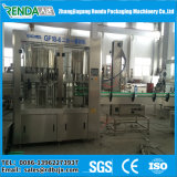 China máquina de enchimento automático de leite de coco/equipamentos de engarrafamento do sumo de fruta