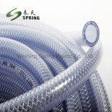 PVC補強されたファイバーが付いている適用範囲が広いガーデン・ホース