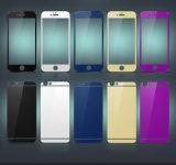 2.5D Beschermer van het Scherm van het Glas van de kleur de Spiegel Aangemaakte voor iPhone 6/6s