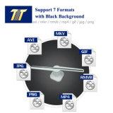 LEDのファンを広告するホログラフィック空気ファンホログラム