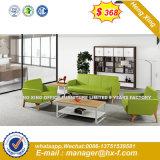 Homero Mobiliário moderno Hotel tecido clássico sofá (HX-S340)