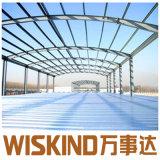 Q345 싼 산업 강철 Structurebuilding 의 흘려지는/창고 강철 구조물