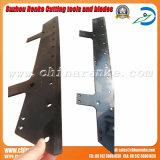 木製の働く切断のための盾の刃