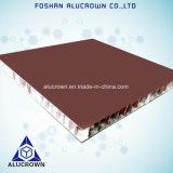 Materiali da costruzione della costruzione fatti nel pannello a sandwich di alluminio del favo della Cina