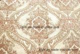 De lujo de mayoreo diseño de flor chenilla Jacquard Sofá tapizado de tela de cortina